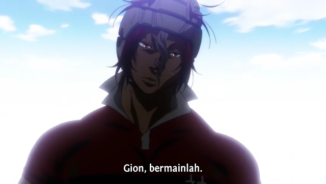 All Out!! Subtitle Indonesia Episode 04