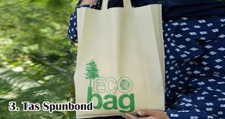 Tas Spunbond adalah benda yang wajib kamu miliki untuk mendukung gerakan go green