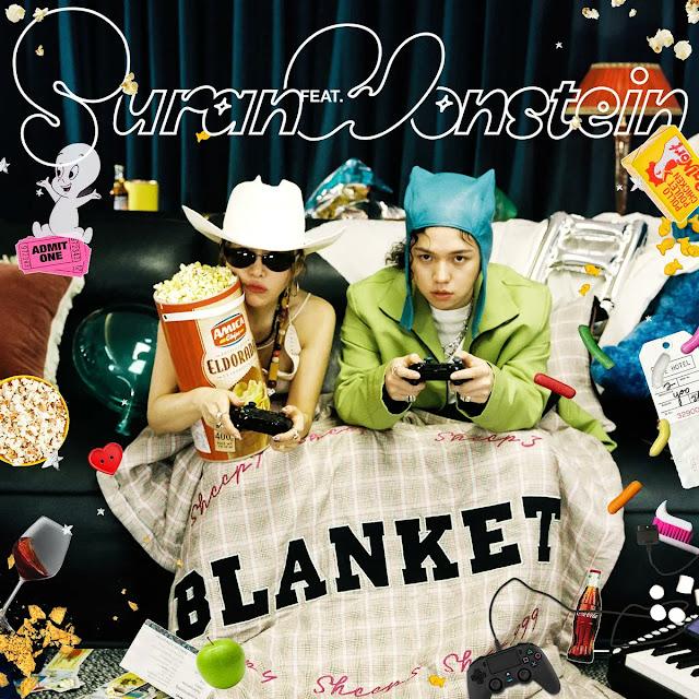 """Suran, Wonstein — """"Blanket"""""""