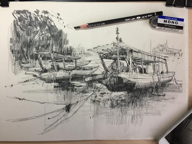 Charcoal Pencil