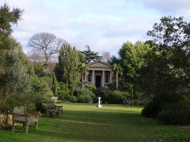 The Mediterranean Garden at Kew