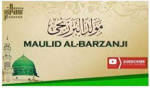 Teks Al-Barzanji Arab Latin Dan Artinya.