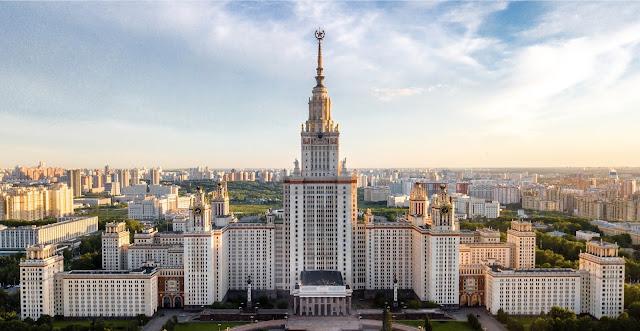 Beasiswa Pemerintah Federasi Rusia untuk S1, S2, dan S3