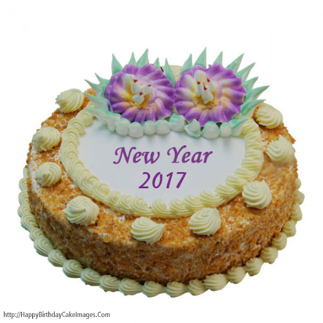 New Year Cake Images 2018 : Happy New Year 2018 SMS Wishes Message Quotes Images ...