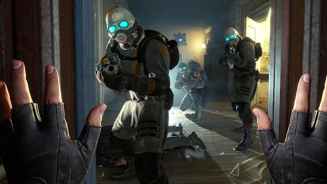 متطلبات تشغيل لعبة Half-Life: Alyx