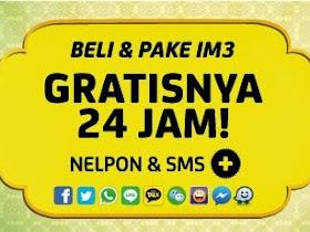 Cara Daftar Paket SMS Indosat Lengkap