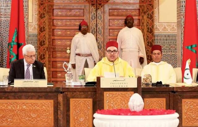 أهالي القدس يشيدون بالتزام المغرب تحت قيادة جلالة الملك محمد السادس نصره الله بقضايا الأم