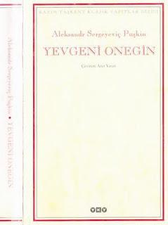 Alexandr Sergeyeviç Puşkin – Yevgeni Onegin