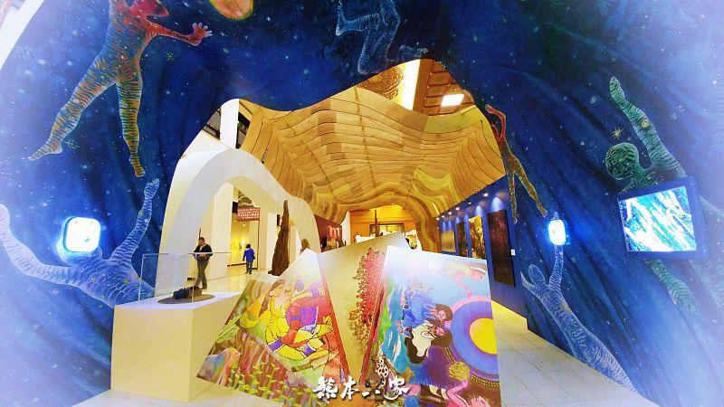 山海靈境美的釋放-原住民族當代藝術展|中正紀念堂展覽活動