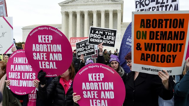 Future of abortion at stake in The United States Supreme Court case on Wednesday