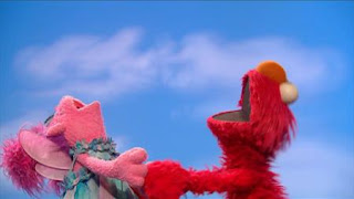Abby Cadabby and Elmo sing I Can Sing. Sesame Street The Best of Elmo 3