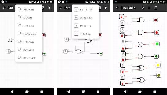 Aplikasi Desain Sirkuit Elektronika Gratis Terbaik-5