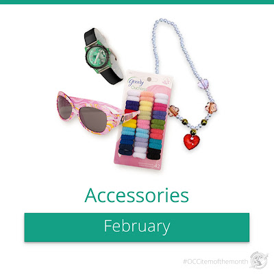 Operation Christmas Child Item of the Month:  Accessories