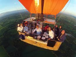 CuliAir Luchtballon Restaurant