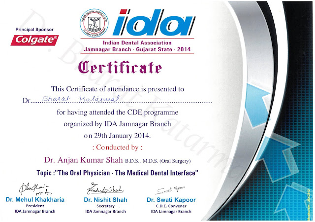 The Oral Physician The Medical Dental Interface by Dr Anjan Kumar Shah