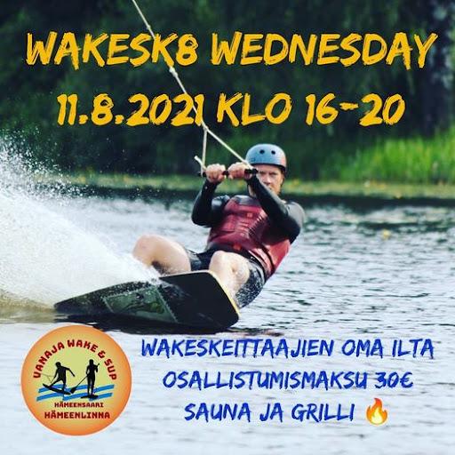 Wakeskate Wednesday 11.8.
