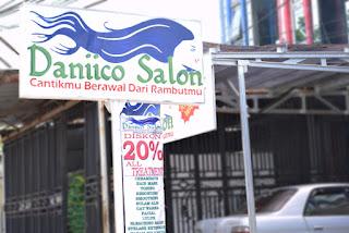 Daniico Salon Fatmawati Pedurungan Semarang