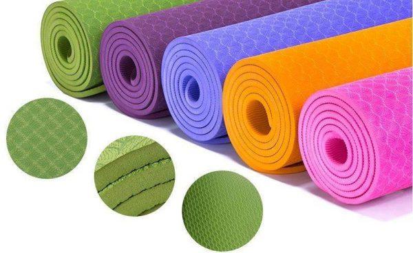 Thảm tập yoga cho người mới bắt đầu