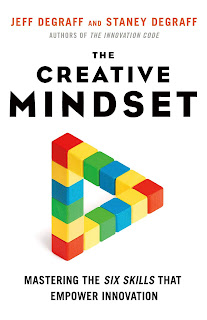 The Creative Mindset: Mastering the Six Skills That Empower Innovation