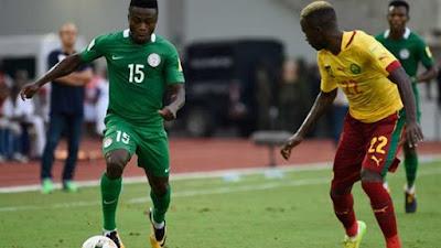 مشاهدة مباراة الكاميرون ونيجيريا