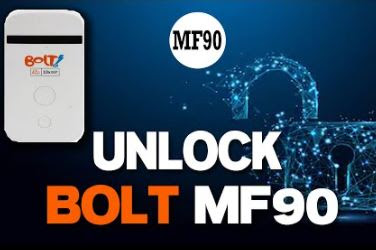 Cara Legal Unlock Bolt ZTE MF90