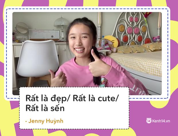 Loạt câu nói nhấn nhá làm nên thương hiệu của Jenny Huỳnh, xem không mê hơi phí