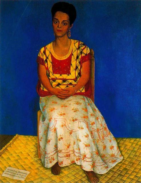 3198e887952a4 Óleo sobre lienzo. 158 x 122.5 cm. Museo de Arte Moderno de México. México.  USA.