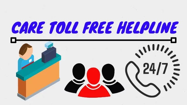 What is customer service toll free helpline number