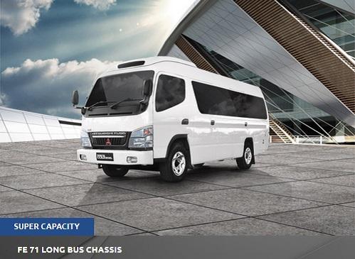 Mitsubishi Tangerang - Bus Colt Diesel