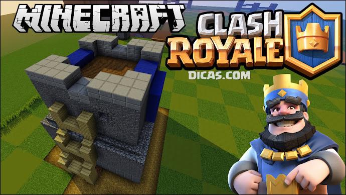 Minecraft de Clash Royale