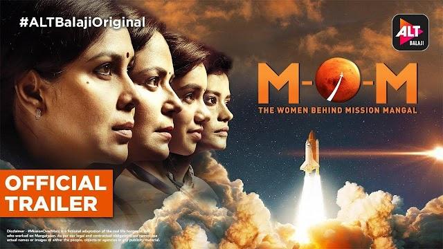 M.O.M – Mission Over Mars (2019) Season 01 [Episode 01-05] 720p WEB-DL   AltBalaji