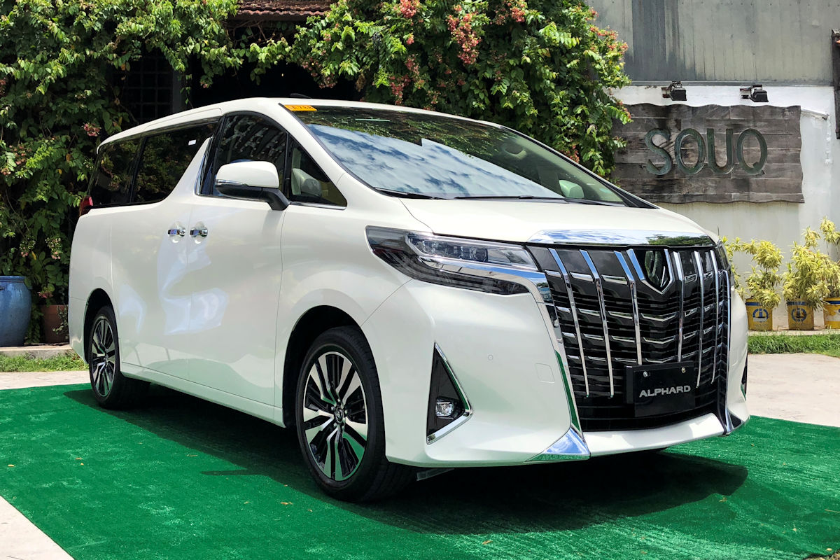 All New Toyota Alphard 2018 Indonesia Yaris Ativ Trd Solidifies S Leadership In Luxury Mpv Segment W Thursday May 17