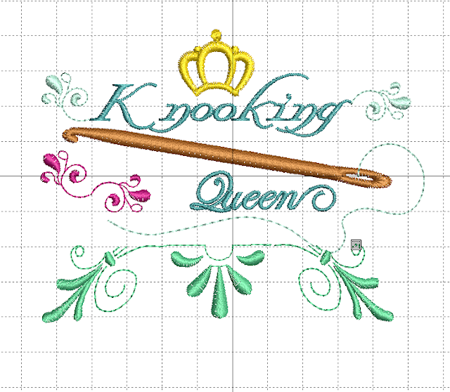 Knooking Queen