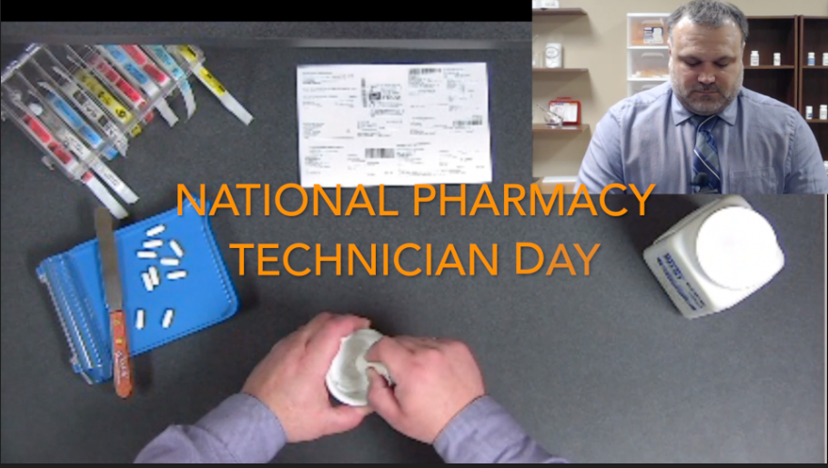 National Pharmacy Technician Day Wishes for Instagram