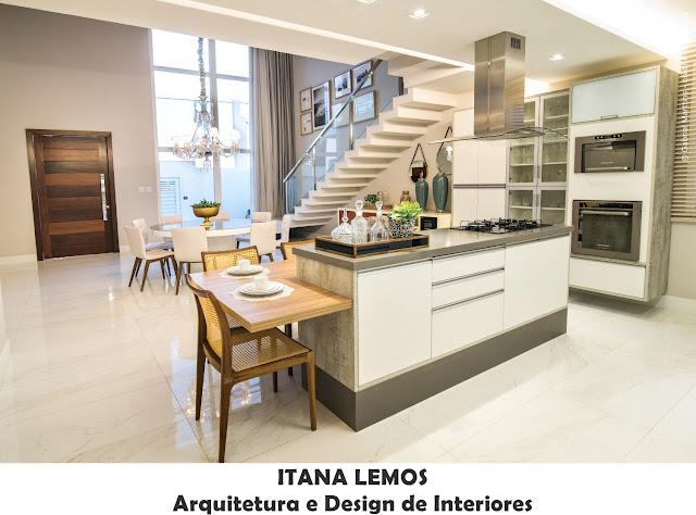 casa-alto-padrão-decoração-ambientes-integrados-sala-cozinha