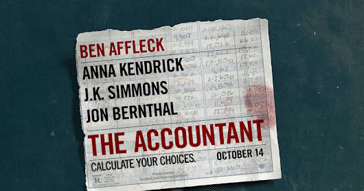 "300 Words on ""The Accountant"" (2016)"