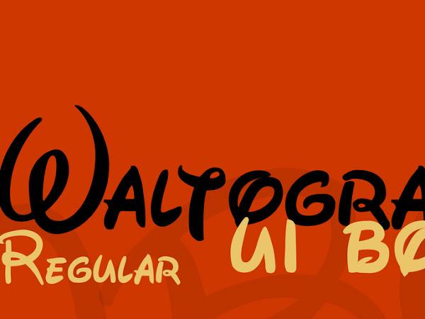 Waltograph Script Font Free Download