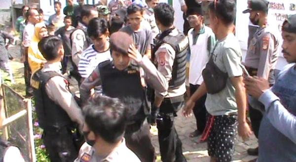 Polisi Amankan Pemicu Ketegangan Antara Warga Padang Dan Manarai