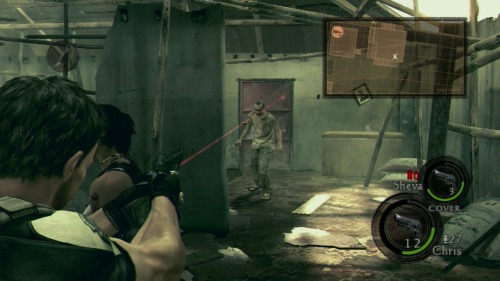 Like A Moth To A Game Resident Evil 5 Review