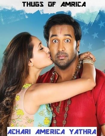 Achari America Yatra 2018 Hindi Dubbed 720p WEBRip
