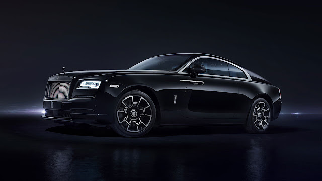 'Black Badge' a dark, edgy, lifestyle statement from Rolls-Royce Motor Cars