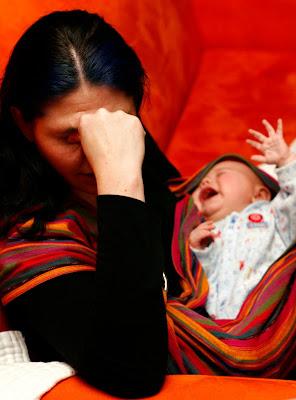 寶寶別再哭了!如何應對嬰兒不明所以的大哭? | 育兒新知 Babynews | in媽咪