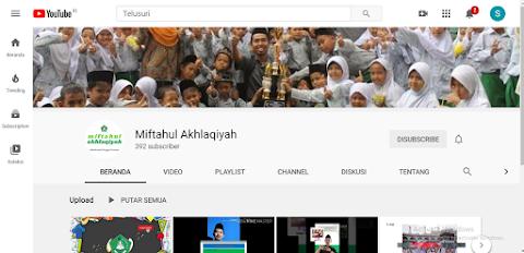 Tidak Hanya Perbanyak Tugas, Guru Aklhaqiyah Kompak Buat Media Inovatif