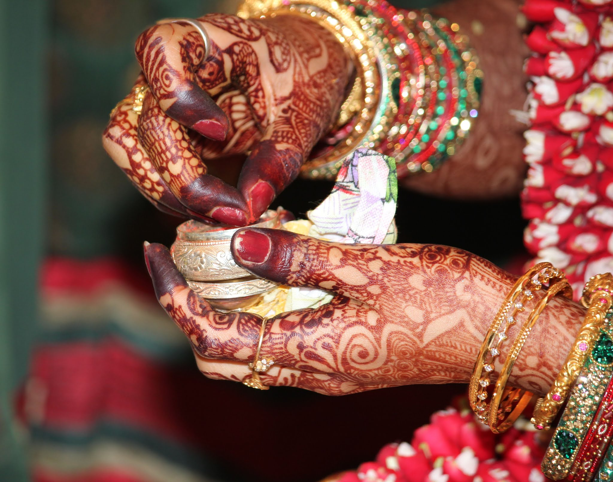 Why do Indian married women apply Sindoor or Vermillion?