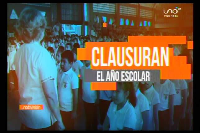 Gobierno anuncia la clausura del año escolar en unidades educativas públicas y privadas por el COVID-19
