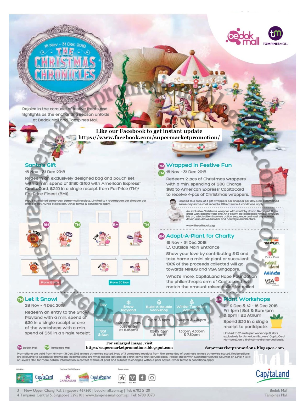 The Christmas Chronicles Poster.Bedok Mall And Tampines Mall The Christmas Chronicles 16