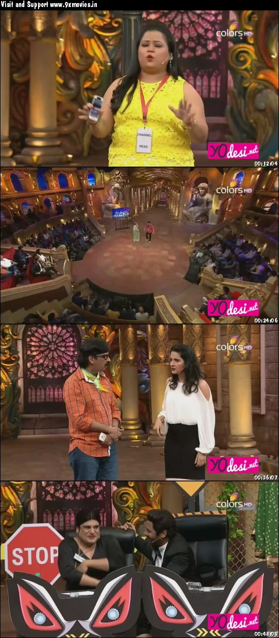 Comedy Nights Bachao 19 March 2016 HDTV 480p