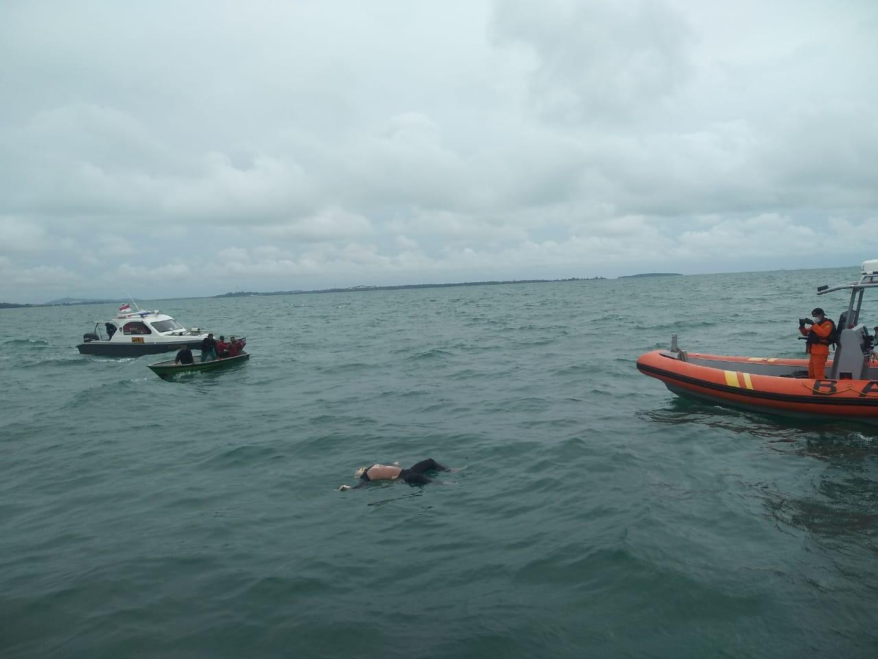 Diduga Jatuh dari Speedboat, Pencarian Hari Ketiga Bujang Ditemukan MD