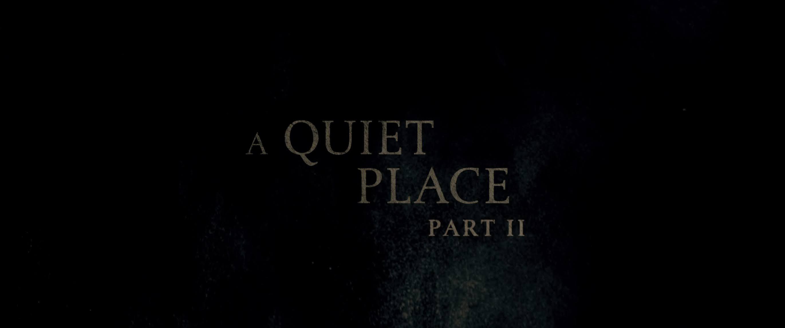 Un lugar en silencio: Parte II (2021) 4K WEB-DL HDR Latino