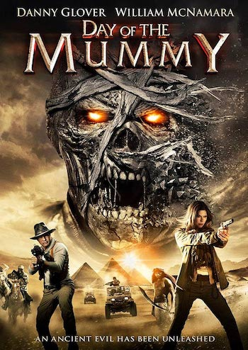 Day Of The Mummy 2014 BluRay 720p Dual Audio Hindi 950MB
